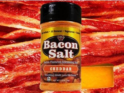 J&D's Cheddar Bacon Salt