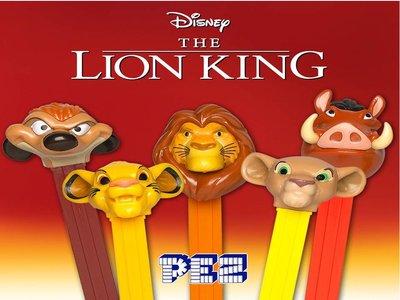 PEZ Lion King Blister 24.7 G