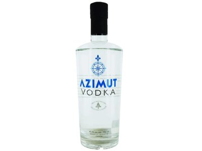 Azimut - Vodka - 40,3% - 750 ml