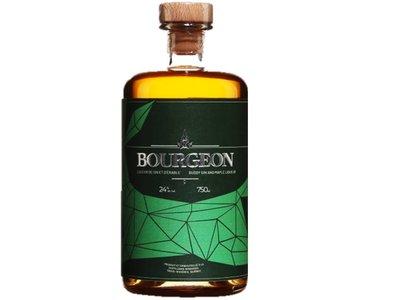 Liqueur de gin et d'érable Bourgeon – 750 Ml