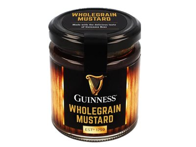 GUINNESS WHOLEGRAIN MUSTARD