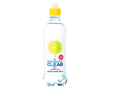PERFECTLY CLEAR STILL citron & LIME 500 ml