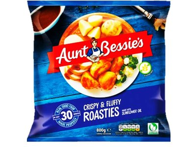 A/BESSIE CRISPY ROAST POTATOES 800 g