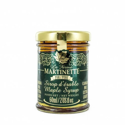 Sirop d' Érable Doré 60 ml