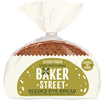 Baker Street pain de Seigle 500g