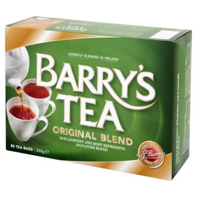 Barry's tea breakfast