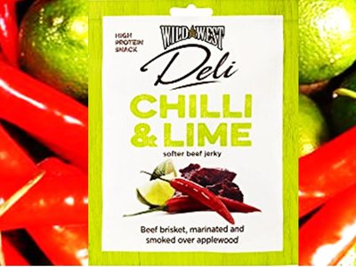 Beef Jerky Chili & lime