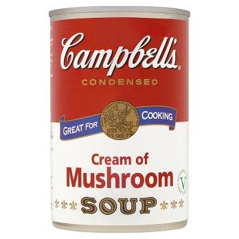 Campbell's Condensed Crème de champignons- Soupe 295g