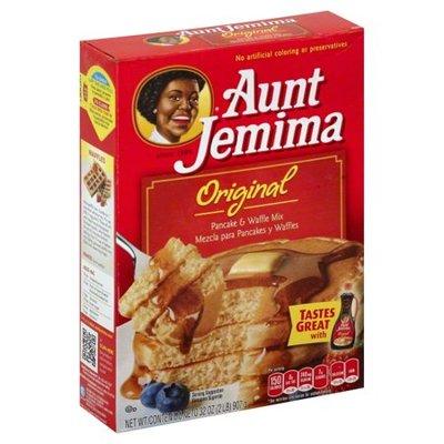 AUNT JEMIMA ORIGINAL PRÉPARATION PANCAKE & Gauffres  453 gr