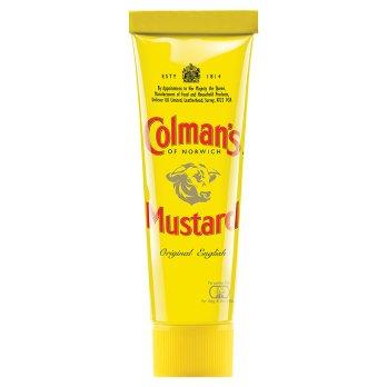 Colman's Moutarde originale Anglaise en tube 50g