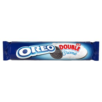 Oreo Double Chocolat Sandwich Biscuit 157g
