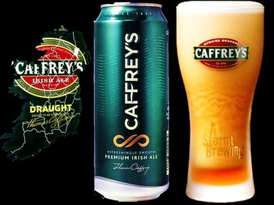 Caffrey's Premium Irish Ale 440ml