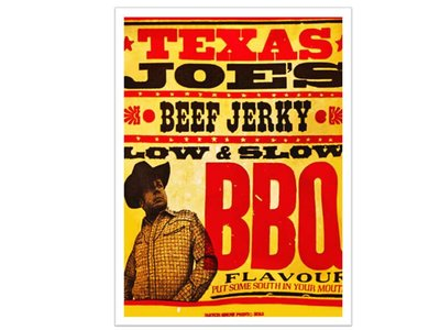 TEXAS JOE LOW AND SLOW BEEF JERKY