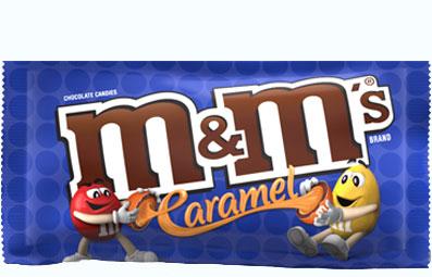M&M'S CARAMEL 39 g