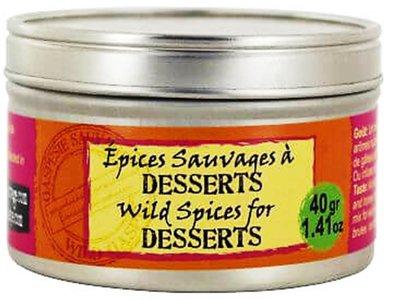 Épices sauvages à desserts - 40 g
