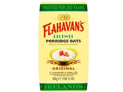 FLAHAVANS IRISH PORRIDGE oats (Porridge d'avoine Irlandais)
