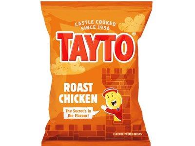 Tayto Roast Chicken 37.5g