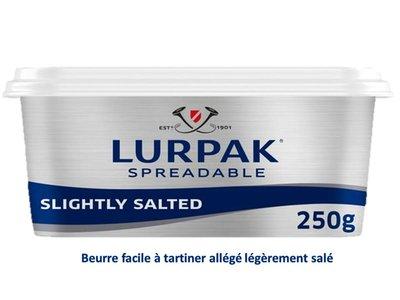 LURPAK BUTTER SPREADABLE 250 g