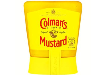 COLMAN'S MUSTARD ENGLISH SQUEEZ 150 g