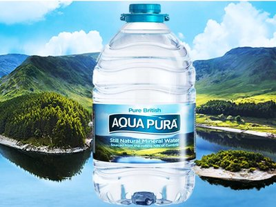 AQUAPURA STILL WATER 5 ltr