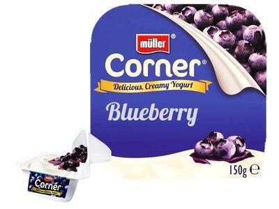 MULLER CORNER BLUEBERRY 143 g
