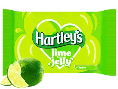 HARTLEY JELLY LIME