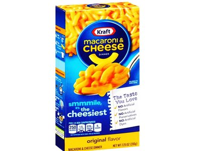 Kraft Macaroni Cheese Dinner 204 g