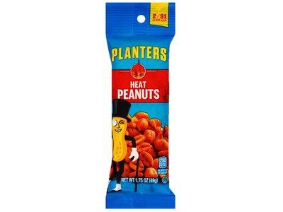 Planters heat peanuts (épicé)
