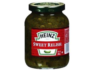 HEINZ SWEET RELISH 296 g