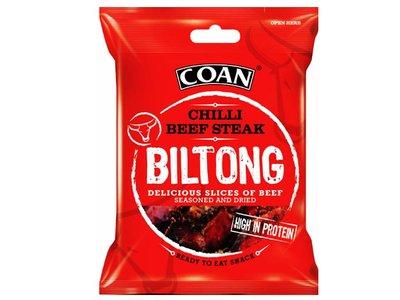 BILTONG BEEF STEAK CHILLI 35 g