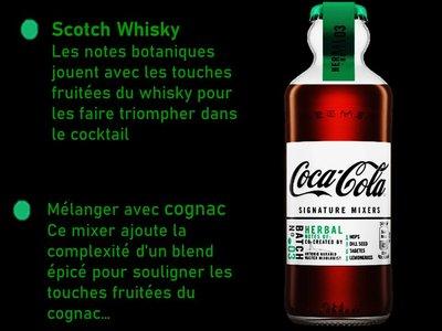 Coca-Cola Signature Mixers Herbal 200 ml