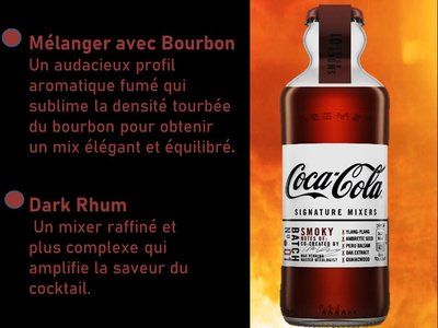 Coca-Cola Signature Mixers Smoky 200 ml