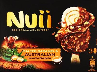 NUII SALTED CARAMEL AND AUSTRALIAN MACADAMIA 90 ml