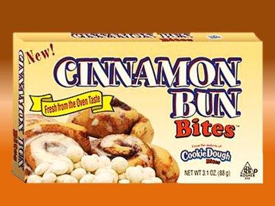 cinnamon bun bites 88gr