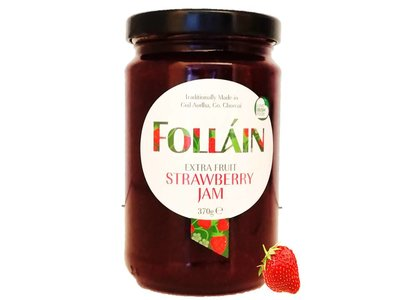 FOLLAIN confiture fraise 340 g